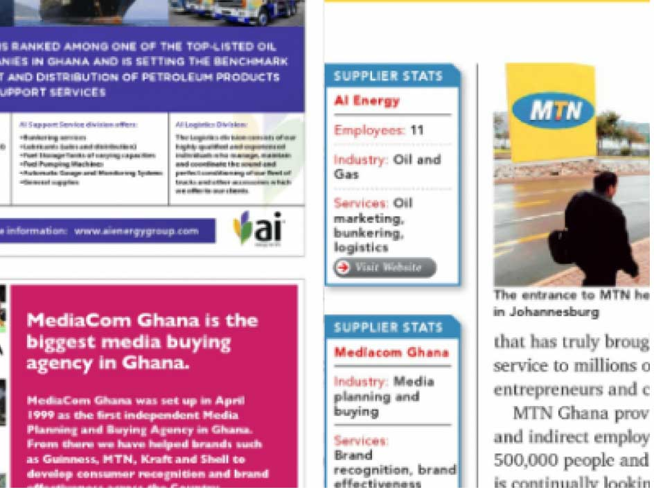 AI FEATURES IN AFRICAN BUSINESS REVIEW, SEPTEMBER EDITION